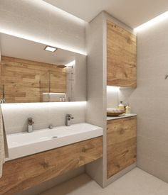 Architect Katka Petkovšek for Perfecto design: Přírodní koupelna ETNO