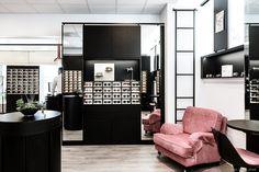 Shop design by Møre Innredning Divider, Room, Shopping, Furniture, Design, Home Decor, Bedroom, Decoration Home, Room Decor