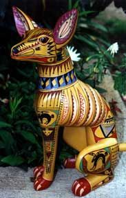 carved mexican animals - Google Search