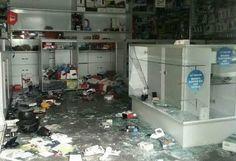 """Dueño de tienda saqueada en Valera: """"No fueron tup..."""