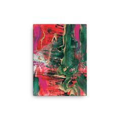 nat. melting 12x16 canvas Vibrant Colors, Colours, Flamboyant, Irish Art, Textile Prints, Blank Cards, Abstract Art, Art Cards, Texture