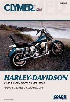 Clymer manuals yamaha v max 1985 2007 nu voor maar 3099 harley davidson fxd evolution 1991 1998 motorcycle fandeluxe Gallery