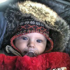 #walk #baby #cold
