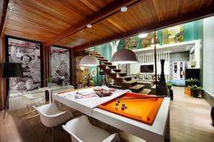 Sinónimo de libertad, los espacios abiertos de los lofts permiten dar rienda suelta a decorar con imaginación .