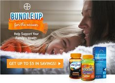 Save up to $5 on One a Day, Flintstones and HydraSense Products - bayer-coupons http://www.groceryalerts.ca/save-5-one-day-flintstones-hydrasense-products/
