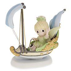 Disney Tinker Bell Imagination Has No Ride Figurine By Precious Moments New Disney Precious Moments, Precious Moments Figurines, Disney Figurines, Collectible Figurines, Plastic Canvas Tissue Boxes, Plastic Canvas Patterns, Disney Parks Merchandise, Disney Mugs, Walt Disney