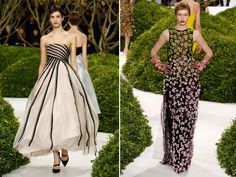 Christian Dior Couture Collection 2013