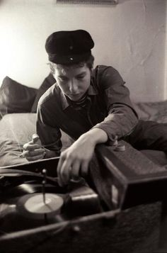 Bob Dylan andl Vinyl