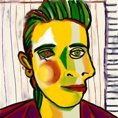 Picasso | Self Portrait Project by Kyle Lambert (kylelambert.co.uk), via Flickr