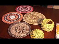 Коренушки, кореноватки, корешатики из бумажных трубочек. Часть 1. - YouTube
