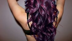 if I could change my hair color....this.