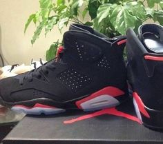 newest collection e5587 30140 I like Jordan Retro 6 Black, Air Jordan Vi, Jordan 23, Nike Air
