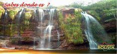 Conozca las  cataratas las cuevas  ubicado en el Parque nacional Amboro para saber mas haga click en la imagen William Hill, Waterfall, Outdoor, Santa Cruz, Caves, National Parks, Waterfalls, Bolivian Food, Outdoors