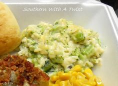 http://lynn-southernwithatwist.blogspot.com/2013/03/broccoli-casserole.html