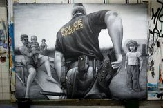 Graffiti by MTO