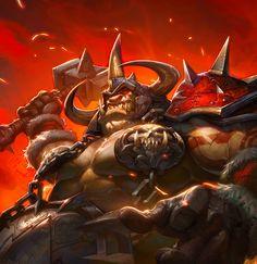 (Boss) — Highlord Omokk