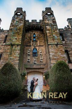 Gillian & Darren's Wedding at Lumley Castle-122