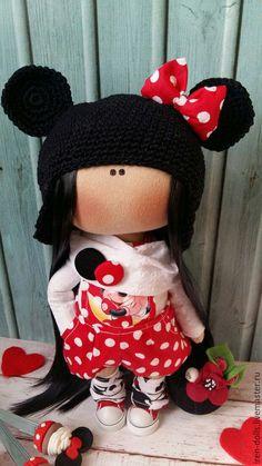 Купить или заказать девочка Минни + столовый набор в интернет-магазине на Ярмарке Мастеров. девочка минни со столовым набором в стиле микки маус. станет отличным подарком. куколка упакована в подарочную коробочку. куколки в тиле Микки никогда не оставят равнодушными как малышку,так и…