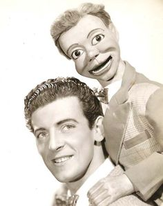 Vintage Circus, Vintage Art, Paul Winchell, Shari Lewis, Charlie Mccarthy, Ventriloquist Doll, Howdy Doody, Punch And Judy, Pantomime