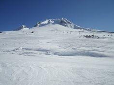 Summer Snow day, Mount Hood
