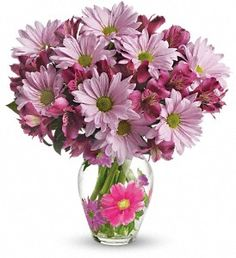 These are the flowers I want for Mother's Day :)