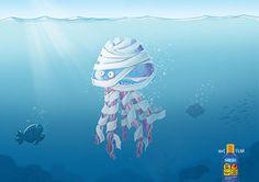 Safe Sea: Mummy - Repinned by www.BlickeDeeler.de