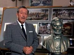 Disney History: Walt Disney and Great Moment's with Mr. Lincoln and the challenges of preparing for the 1964 World's Fair. Disney Love, Disney Art, Walt Disney World, Disney Stuff, Vintage Disneyland, Tokyo Disneyland, Walt Disney Biography, Walter Elias Disney, Disney Icons