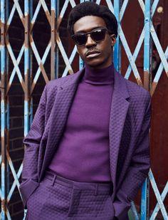 Nostalgic 70s Menswear : retro fall fashion
