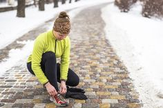 Baby It's Cold Outside — 6 Ways to Keep Up Your Winter Workout Motivation When the Flakes Fly