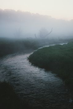 anotic:  Misty Stream | .monodrift