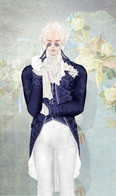 18 Century men's fashion Moda masculina siglo 18 Mode pour homme Siglo 18 18 Century 18eme Siecle Rococo Rocaille XVIIIeme Siecle XVIII Century Siglo XVIII Versailles