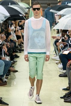 Kenzo Spring/Summer 2015 Collection - Kenzo Collections