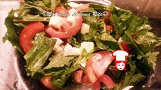 Insalata rucola e pomodoro  con mozzarella