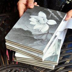 NUESTRA HISTORIA COMIENZA Lotus Series Notebook Creativo Estilo Chino de La Vendimia En Blanco Bloc de notas de Papel 1 UNIDS en Cuadernos de Oficina y escolares en AliExpress.com | Alibaba Group