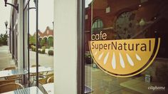 Salt Lake City Local Raw Cafe | Supernatural