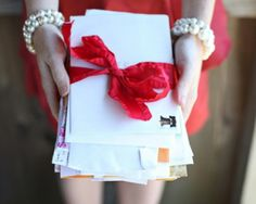 Host a Love-Letter Writing Party