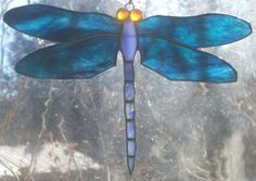 Stained Glass Patterns Dragonfly « Design Patterns