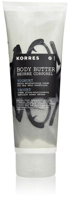 Korres Yoghurt Body Butter-7.95oz - Free Shipping