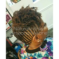 New Clients, New Auras, New Ideas, New Creativity; I'm satisfying clients daily #SimeonaMyyone #TheArtist. If you are looking for a stylist that can give you the Hair you desire, whether you wear kinks or straight hair, I'm your girl. Schedule your apt promptly.  2725 South Mendenhall Rd #3 Memphis,  Executive Salon Suites 9015651967  #ExtendYourImagination