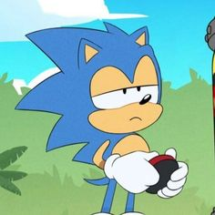 Sonic The Hedgehog, Hedgehog Art, Sonic Funny, Sonic 3, Classic Sonic, Sonic Mania, Sonic Franchise, Sonic And Shadow, Japanese Video Games
