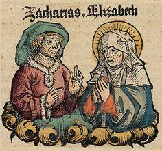 St. Elizabeth, Pray for Me!