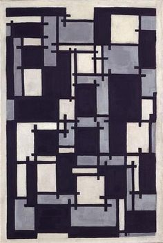 Composition X - Theo van Doesburg