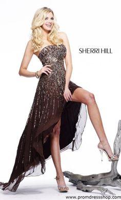 Sherri Hill Dress 8300SALE at Prom Dress Shop
