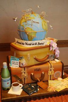 Ideen und Rezepte für Kuchen oder Muffins Motto: WELTREISE Der perfekte Kuchen für einen Kindergeburtstag mit dem Motto WELTREISE - Kostüme und Dekoration gibt es bei Planet-Box aus der #Verleihkiste.