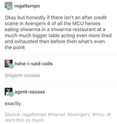 How Avengers 4 should end.