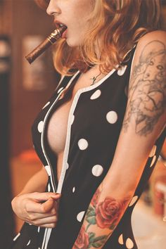 Cigar sexy