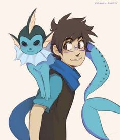 Pokemon x homestuck==>John, my bro..