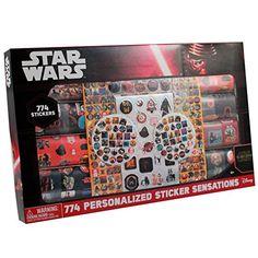 774pc Star Wars Universe Sticker Mania Kids Art Supplies Assorted Stickers >>> ** AMAZON BEST BUY **