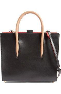 'Medium Paloma' Calfskin Leather Tote