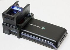 Prevent Food Poisoning With This E. Coli Scanner That Snaps onto your Smartphone